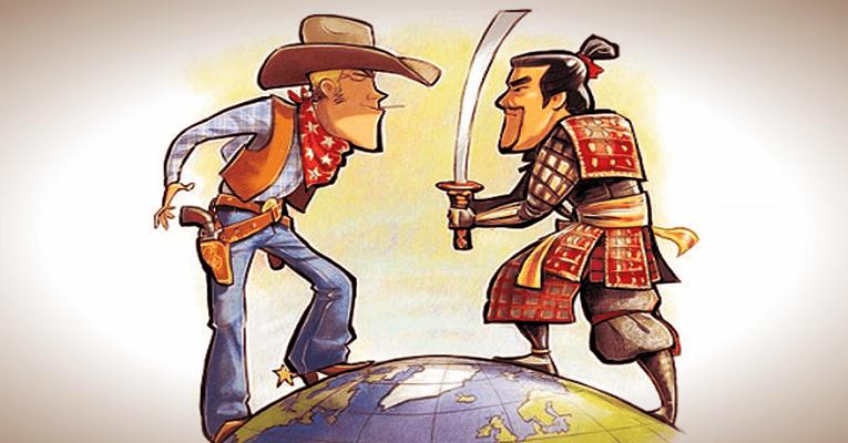 Человек Востока и человек Запада – какой он? О подруге-мусульманке, обоях и феномене истории