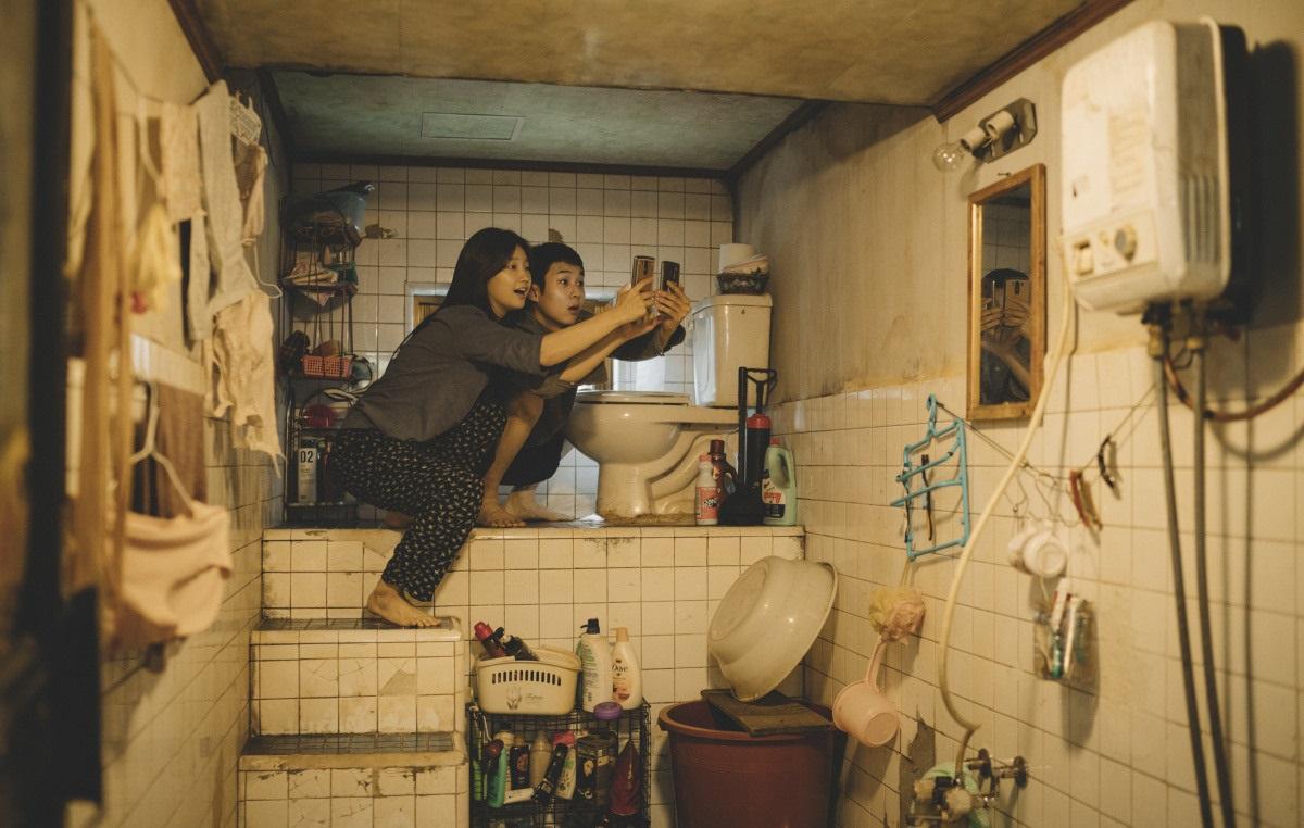 """""""Паразиты"""" имеют домик в Корее: фильм о социальном неравенстве 15"""
