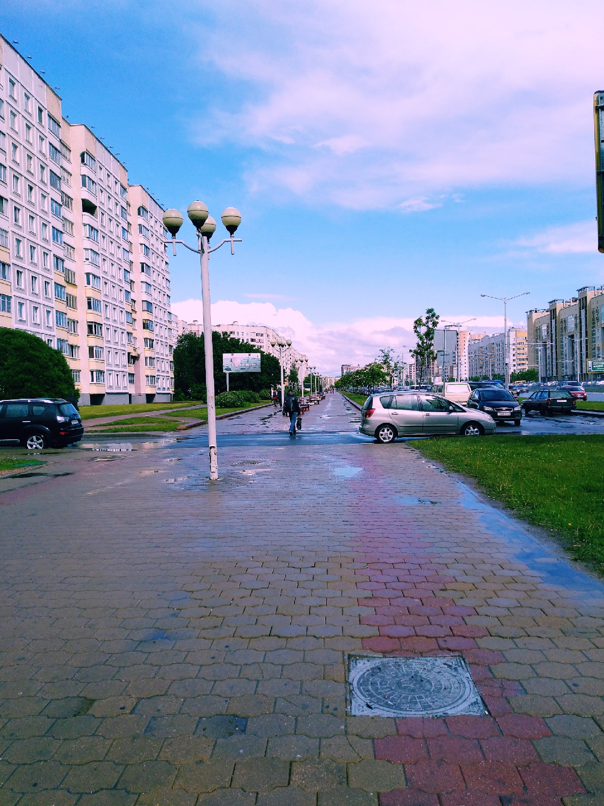 Минск во время пандемии. ФОТОРЕПОРТАЖ 14