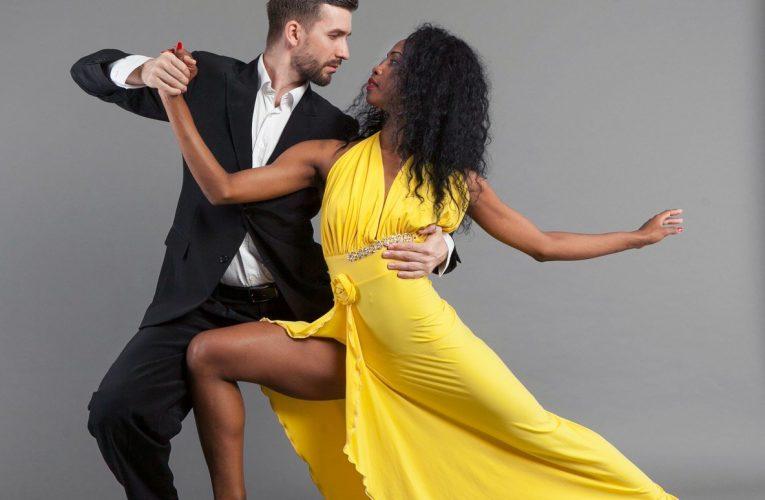 Пламенный танец любви