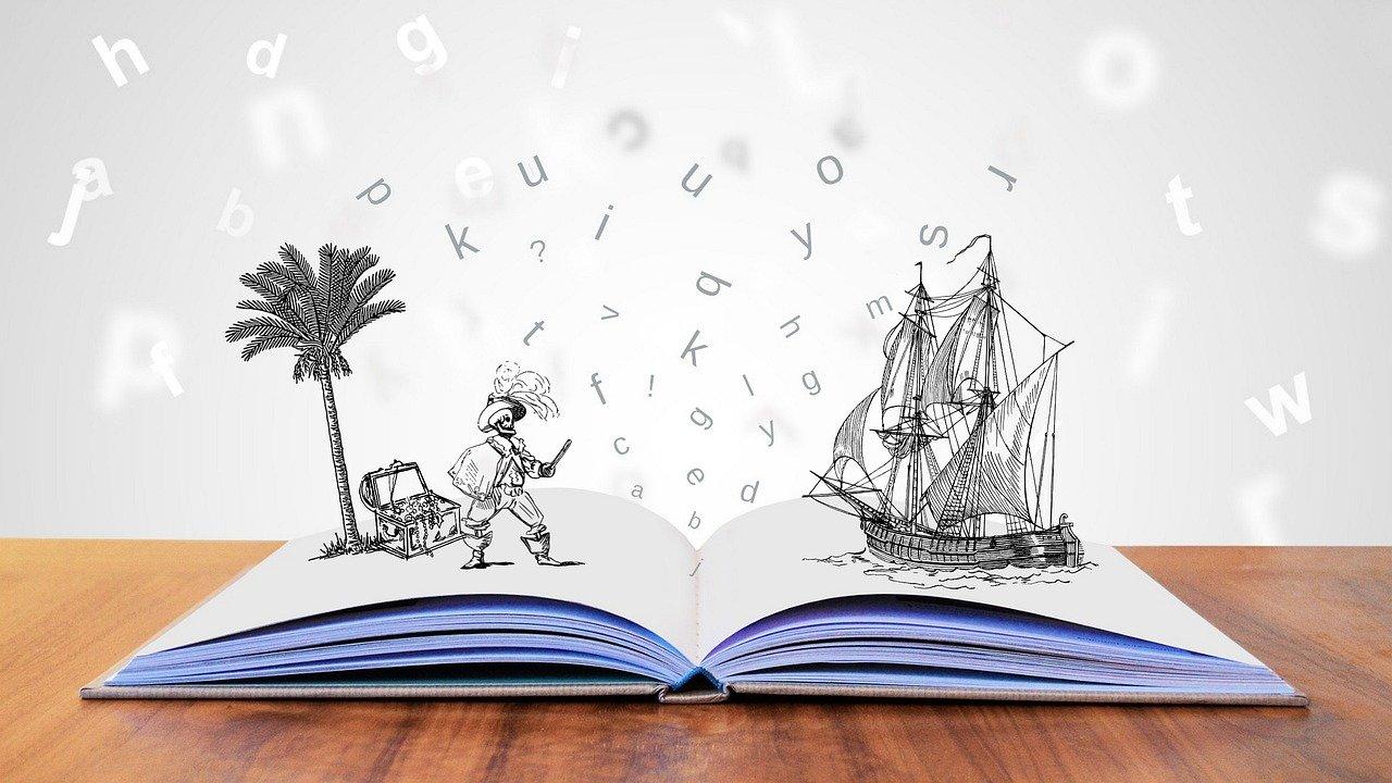 Как быстро читать книги 14