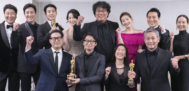 История о том, как один фильм Оскар паразитировал 14