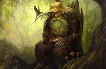 Мифология - пугающая и чарующая 7