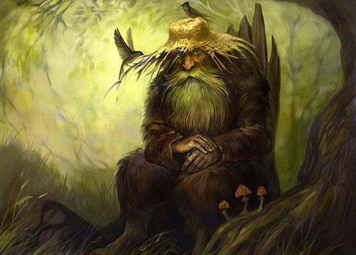 Мифология — пугающая и чарующая