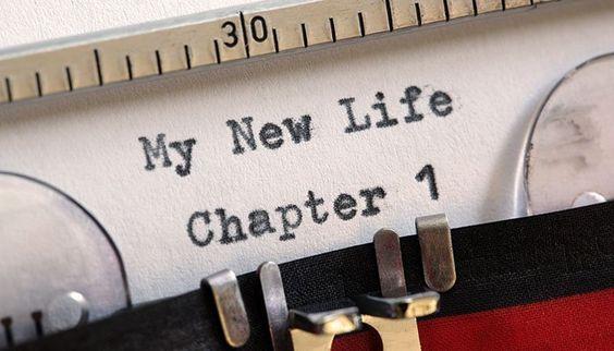 Новая глава моей жизни