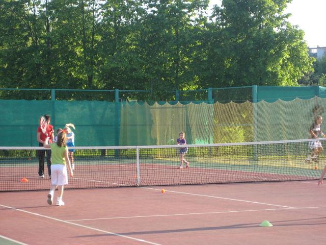 Поговорим о теннисе или история о несложившейся мечте... 12