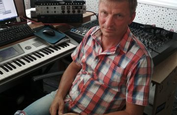 """""""Можно взять инструкцию к кофемолке и написать к ней музыку, но песней это не станет..."""" Интервью с Владимиром Суколинским 20"""