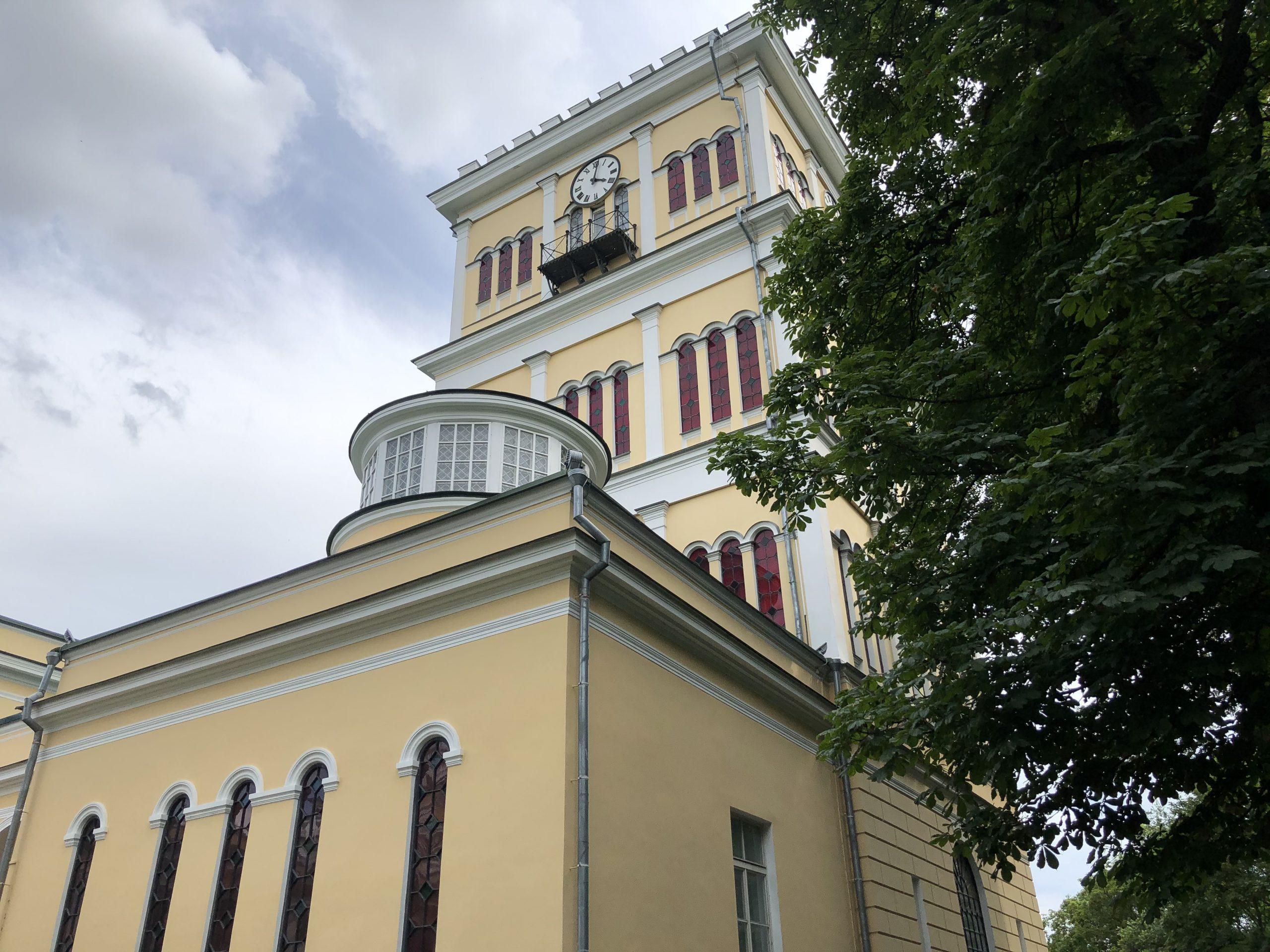 Гомельский парк: от 18 века до наших дней 19