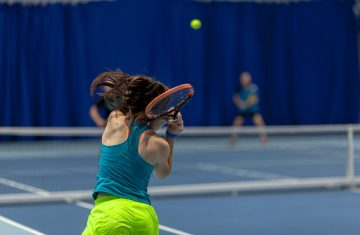 Поговорим о теннисе или история о несложившейся мечте... 17