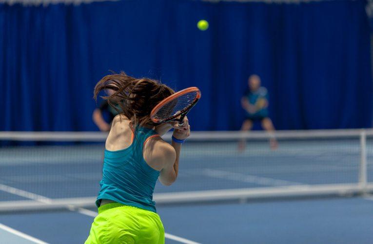 Поговорим о теннисе или история о несложившейся мечте…