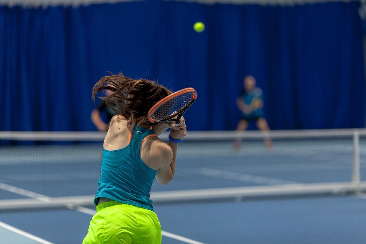 Поговорим о теннисе или история о несложившейся мечте... 10