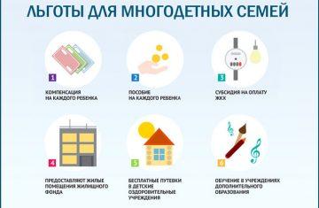 Как планируют поддерживать многодетные семьи в Беларуси? 8