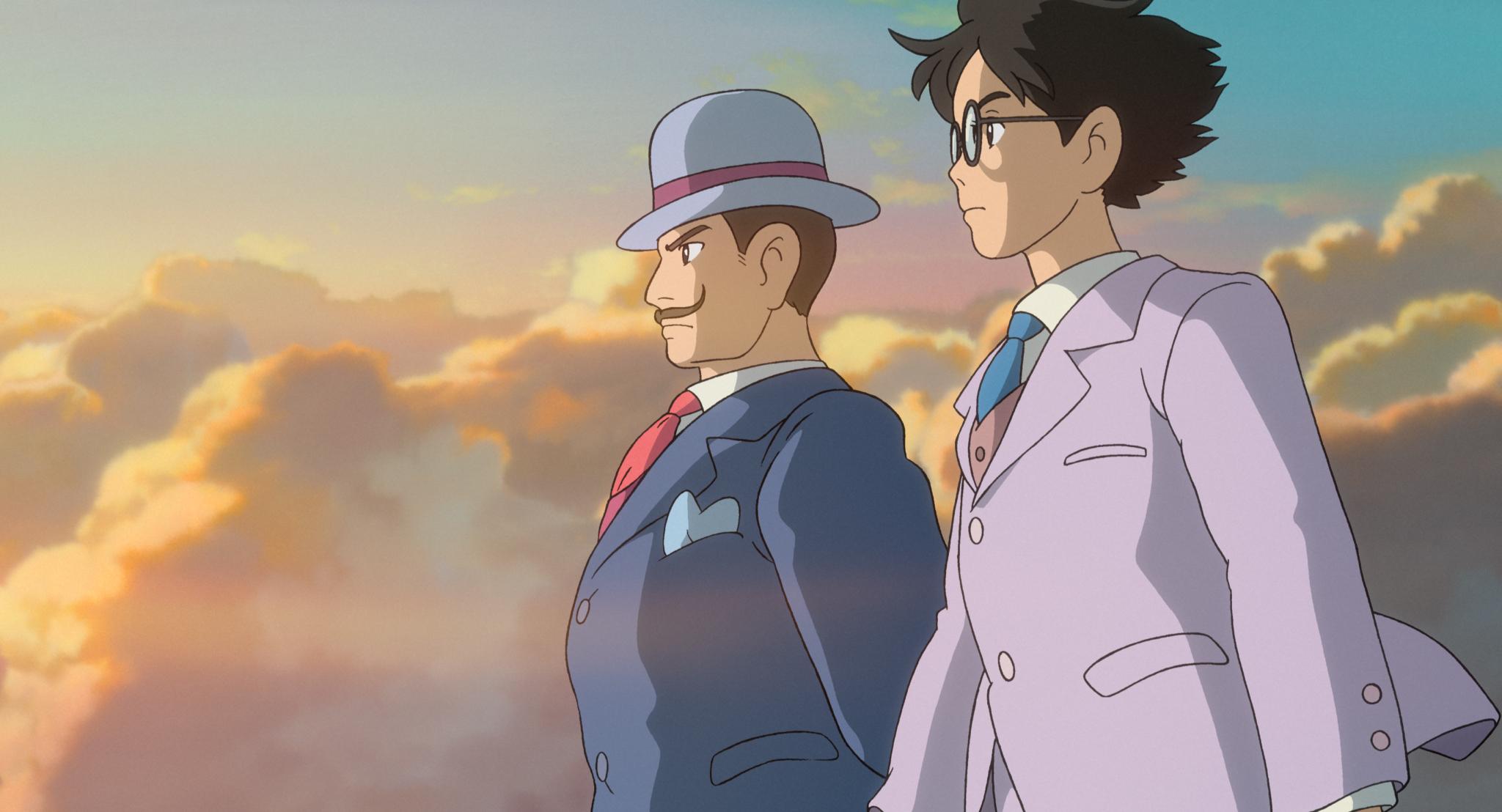 В чём особенность мультфильмов Хаяо Миядзаки? 20