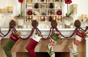 ТОП-10 способов украсить дом к Новому году 16
