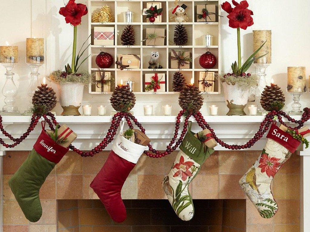 ТОП-10 способов украсить дом к Новому году 10