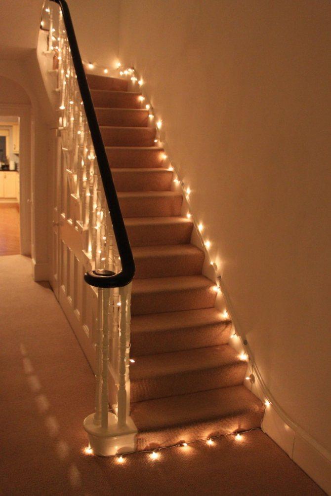 ТОП-10 способов украсить дом к Новому году 13