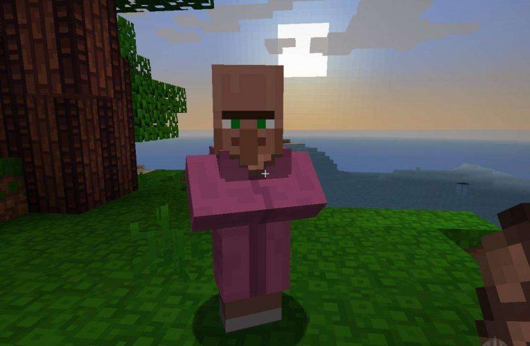 Тайна мира Minecraft, выводы сделаны на основе изучения истории мобов