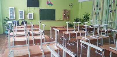 Топ-5 кабинетов моей школы 17