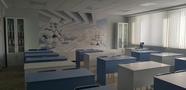 Топ-5 кабинетов моей школы 20