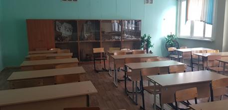 Топ-5 кабинетов моей школы 10
