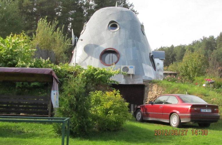 Дом по-литовски