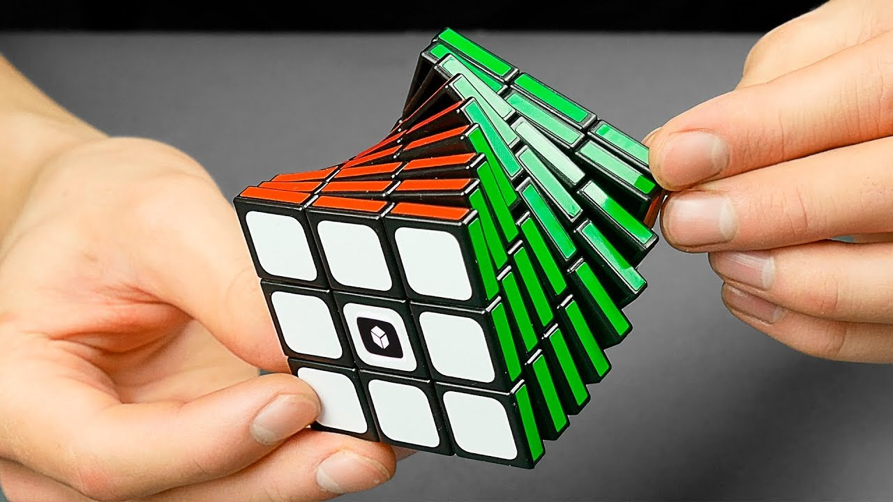 Эволюция популярнейшей головоломки всех времен 34
