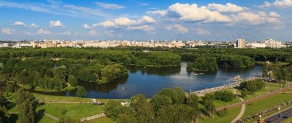 Первое впечатление китайского студента о Беларуси и ее природе 16