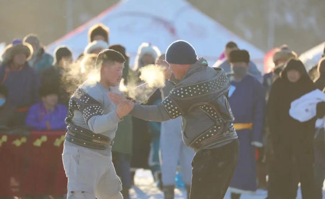 Внутренняя Монголия: «Надам» приглашает вас открыть глаза и насладиться народными обычаями 15