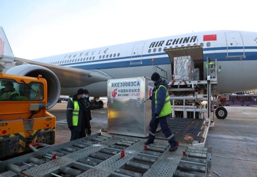 Во время эпидемии Китай и Беларусь помогали друг другу 15