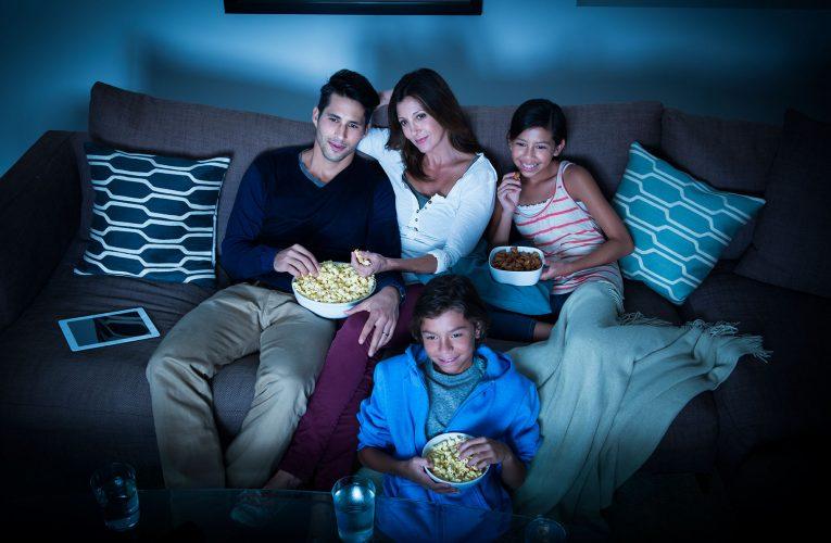 Три фильма для семейных киновыходных