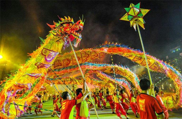 Китайский Новый год вдали от дома: следование традициям, поздравление онлайн