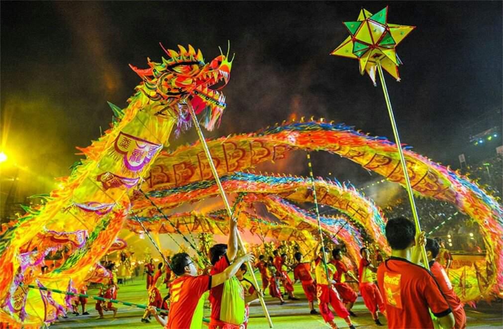Китайский Новый год вдали от дома: следование традициям, поздравление онлайн 14