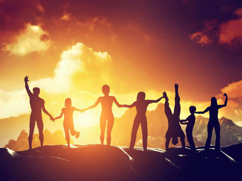 Современный мир спасёт хорошее отношение ко всему живому 14