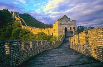 Великая китайская стена – символ Китая 17