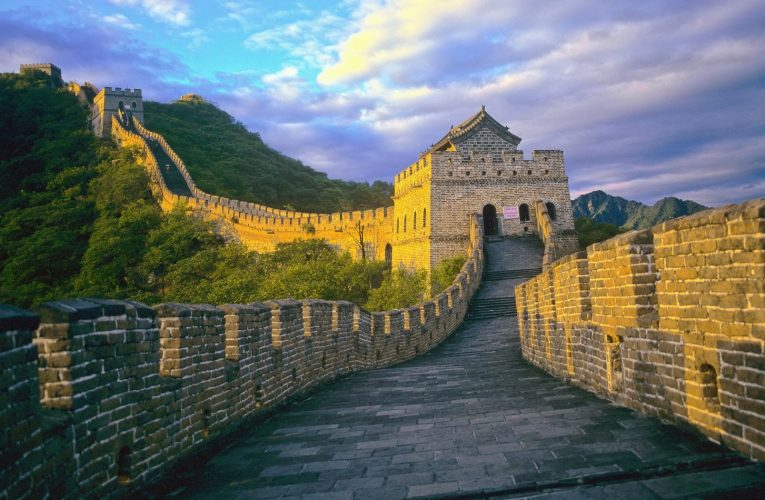 Великая китайская стена – символ Китая