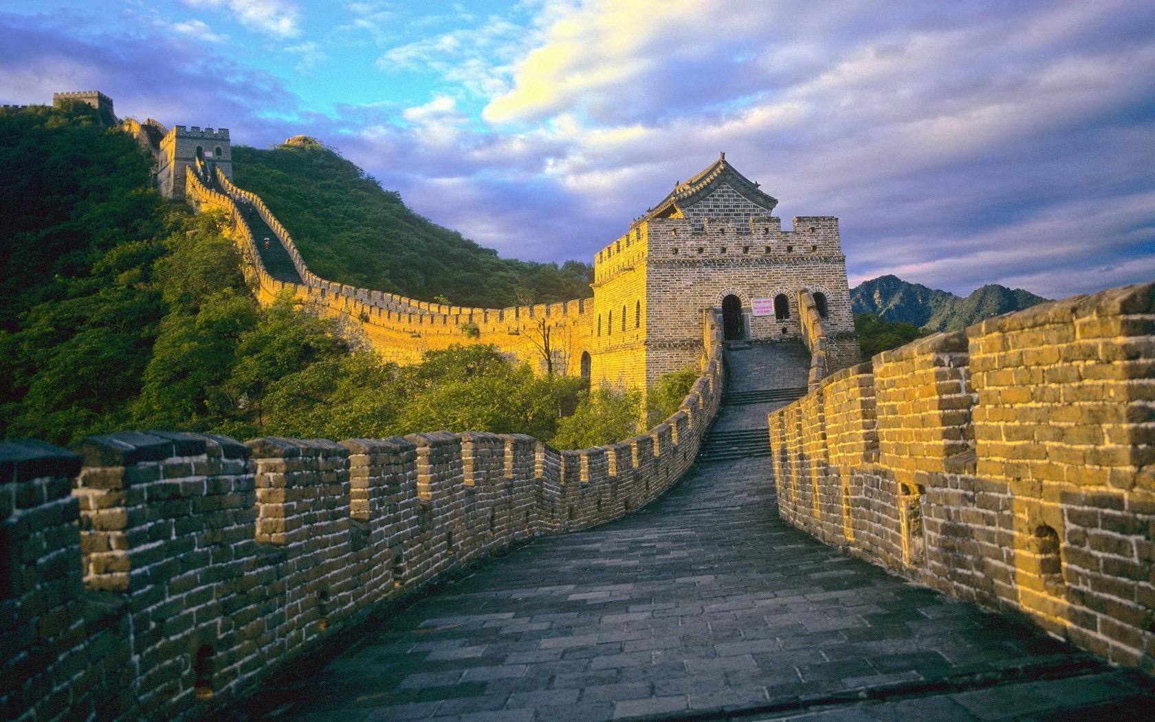 Великая китайская стена – символ Китая 14