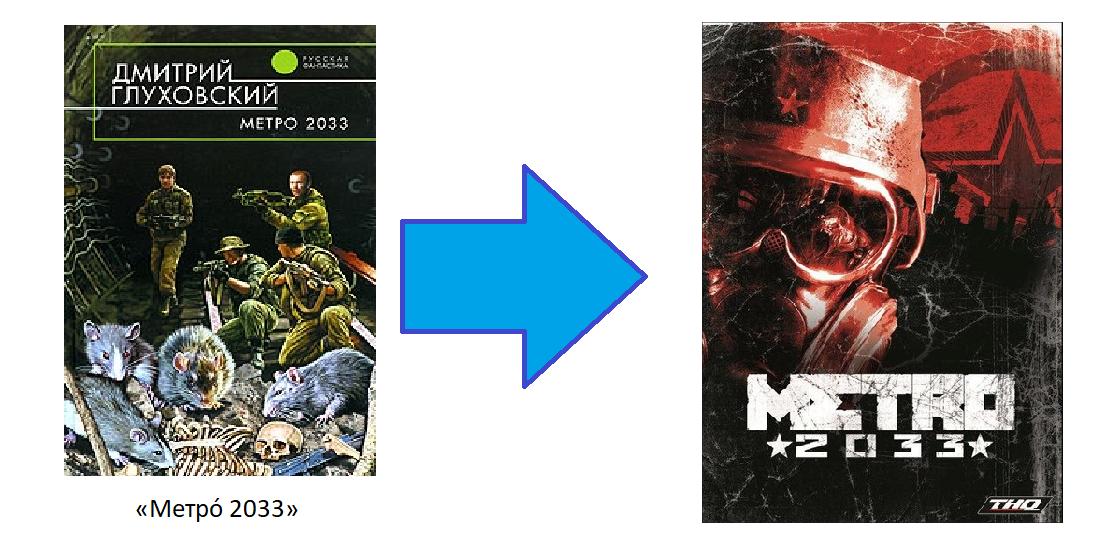 Какова книга в видеоигровом варианте? 16