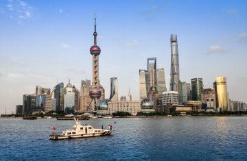 Достопримечательности Шанхая-Набережная Вайтань 64