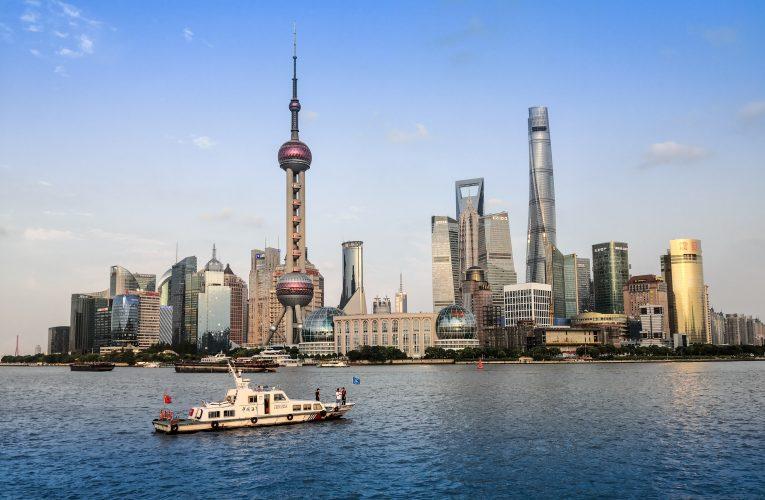 Достопримечательности Шанхая-Набережная Вайтань