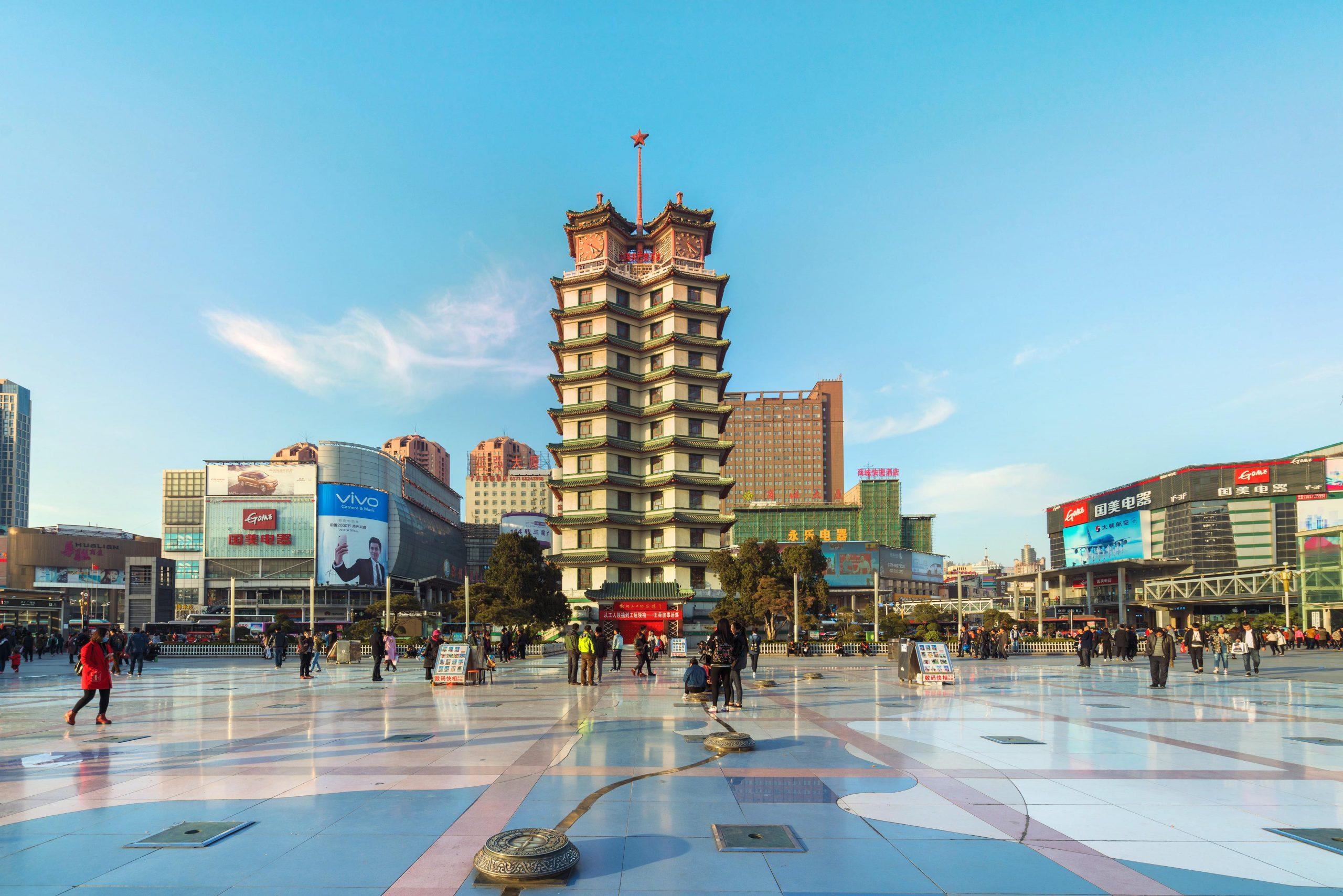 Три здания, которые необходимо посетить во время поездки в Чжэнчжоу 14