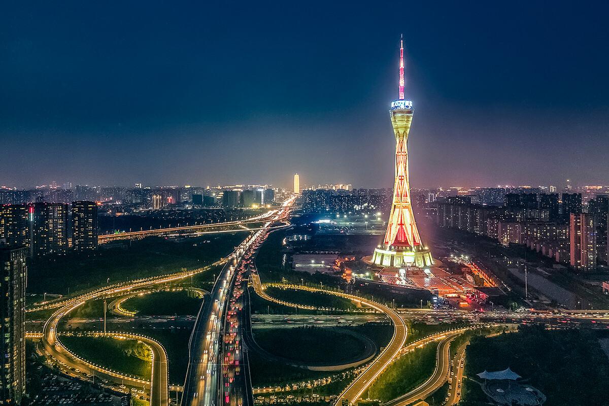 Три здания, которые необходимо посетить во время поездки в Чжэнчжоу 11