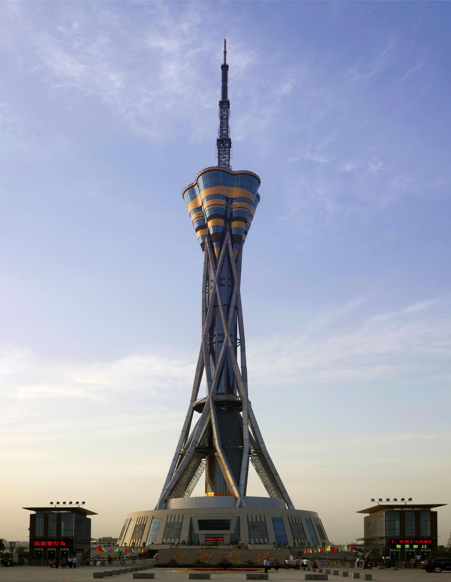 Три здания, которые необходимо посетить во время поездки в Чжэнчжоу 16