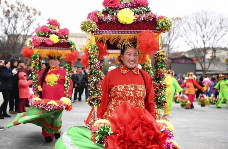 Фестивали Китая