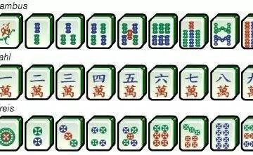 Маджонг — популярный способ развлечения для китайских студентов 17
