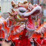 Китайский традиционный фестиваль Весенний фестиваль 19