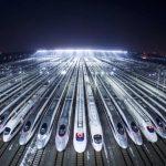 Высокоскоростные железные дороги в Китае 19