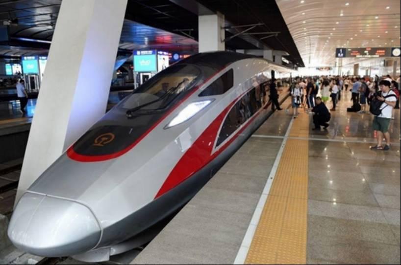Высокоскоростные железные дороги в Китае 14