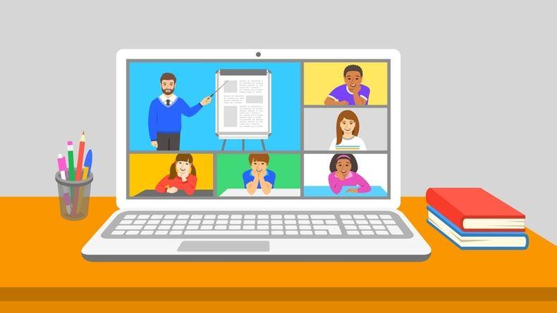 Школа и работа: есть ли потребность покидать дома? 6