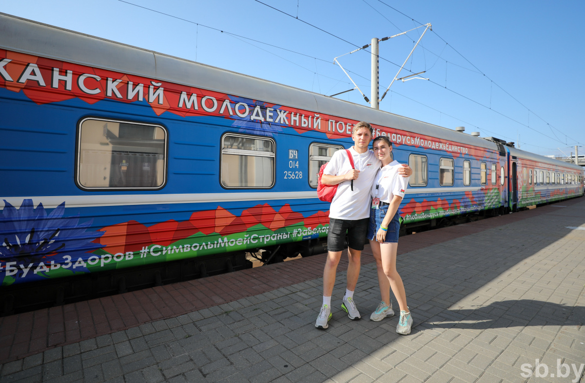 #БеларусьМолодежьЕдинство 19