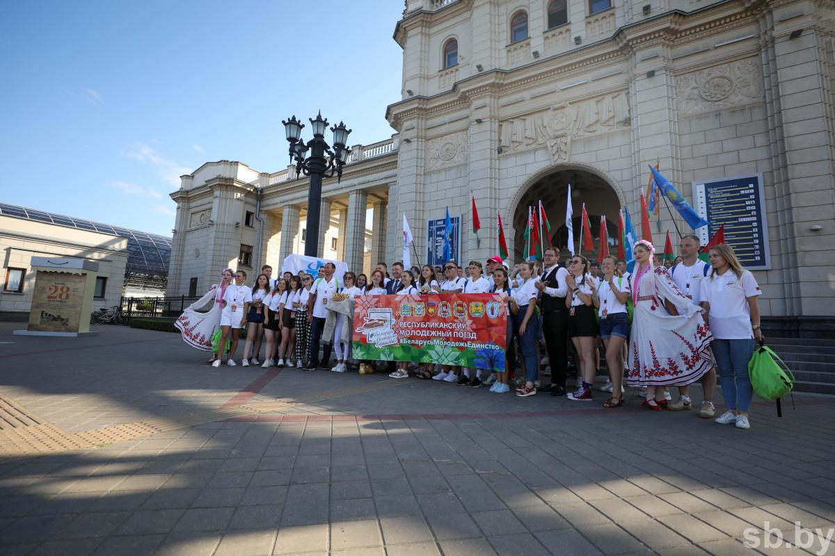 #БеларусьМолодежьЕдинство 17